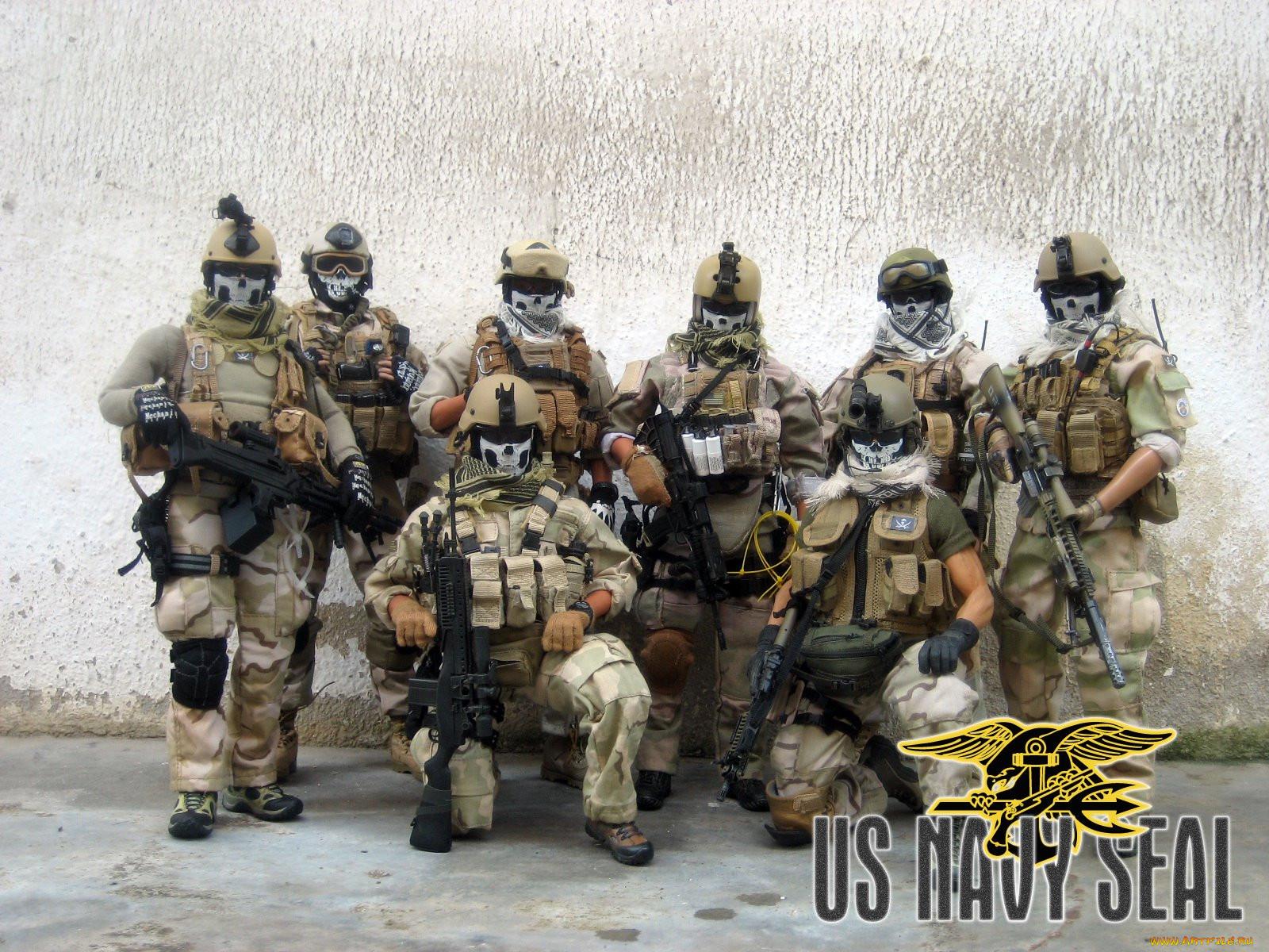 Оружие армия спецназ морские котики